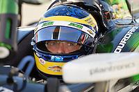 Sebastien Bourdais, Auto Club Speedway, Fontana, CA USA 8/30/2014