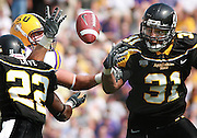 August 30, 2008; New Orleans, LA, USA; during the half at Tiger Stadium in Baton Rouge. LSU defeated the Appalachian State Mountaineers 41-13. Mandatory Credit: Crystal LoGiudice-US PRESSWIRE ..
