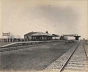 Development of Shanghai railway c1905-1909