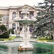 Dolmabahce Palace / Istanbul, Turkey