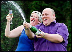 FILE Pictures-Lottery couples split up