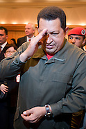 2009 Japan, Hugo Chavez of Venezuela