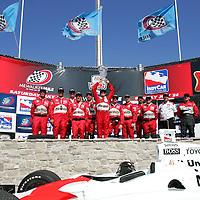 2005 INDYCAR RACING MILWAUKEE