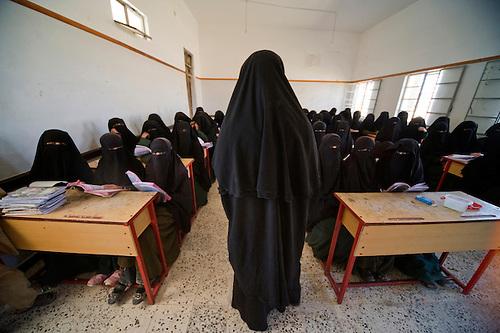 Education in Yemen Improving for Girls - BORGEN