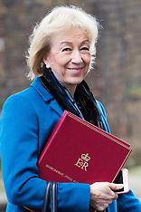 2017-02-07 UK Cabinet meets at Downing Street
