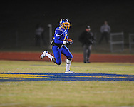 Oxford High's Stan Ivy (6) runs vs. West Point in Oxford, Miss. on Friday, October 28, 2011..
