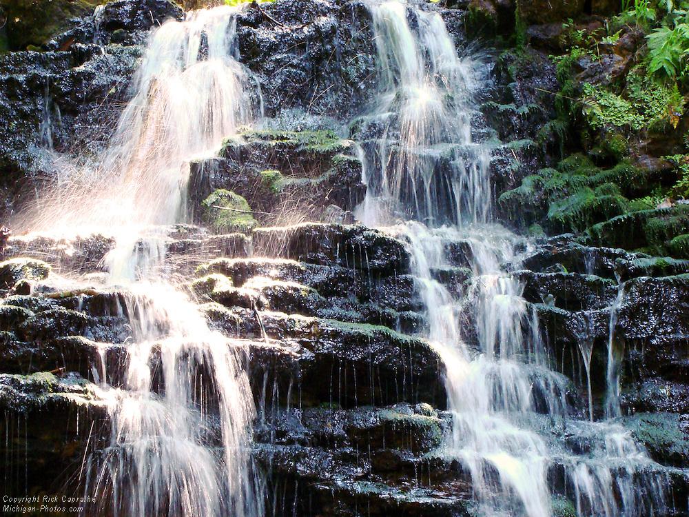 Tannery Falls, Munising, Michigan's Upper Peninsula