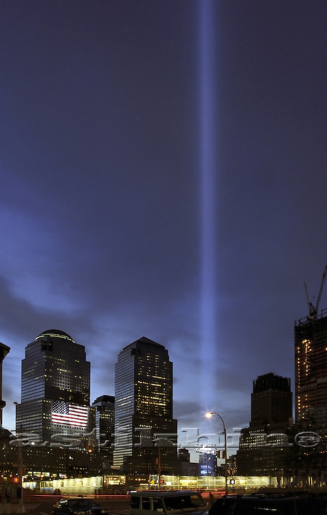 Tribute in Light.