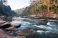 River in Thung Salaeng Luang National Park, Thailand