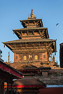 Taleju Temple in Durbar Square was built in 1564. Today, it remains off limits to most, only being open to Hindu's during the Dasain Festival