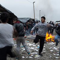 24 Eviction of the Calais Jungle