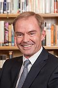 Professor Brian Sutton, Governor, Magdalen College School 2010