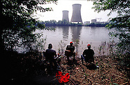 PHOTO PETER PEREIRA/4SEE<br /> <br /> The community of Middletown, PA has lived under the shadow the Three Mile Island nuclear power plant since its near meldown in 1979.  With the recent events at the Japanese Fukushima Daiichi plant bringing nuclear power back to the forefront, American nuclear power plants have been put under the microscope once again.  All nuclear plants in the United States will undergo a round of safety inspections in response to the unfortunate incidents in Japan.