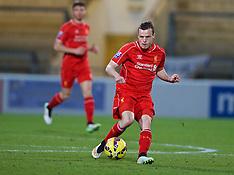 150320 Liverpool U21 v West Ham U21