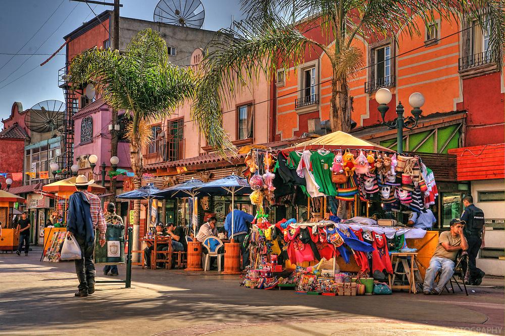 Near Avenida Revolución, Tijuana