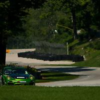 #33 Green Hornet Racing Porsche 911 GT3 Cup: Peter LeSaffre