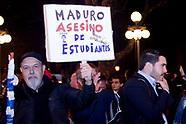 Movilización contra Maduro