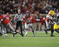 Mississippi running back Jaylen Walton (6) vs. LSU at Vaught-Hemingway Stadium in Oxford, Miss. on Saturday, October 19, 2013. Mississippi won 27-24. (AP Photo/Oxford Eagle, Bruce Newman)