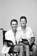 Gail Lawhon<br /> Army<br /> E-6<br /> Supply<br /> 1980 - 2005<br /> OIF<br /> <br /> Janet Ruggles<br /> Army<br /> E-6<br /> Cook<br /> 1975 - 2004<br /> <br /> Veterans Portrait Project<br /> Columbus, GA
