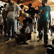 Cockfighting. Mindoro, Philippines, 2013