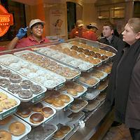 Krispy Kreme Dougnuts