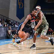 NBA D-LEAGUE BASKETBALL 2014 - APR 05 Springfield Armor defeats 87ers 127-108.