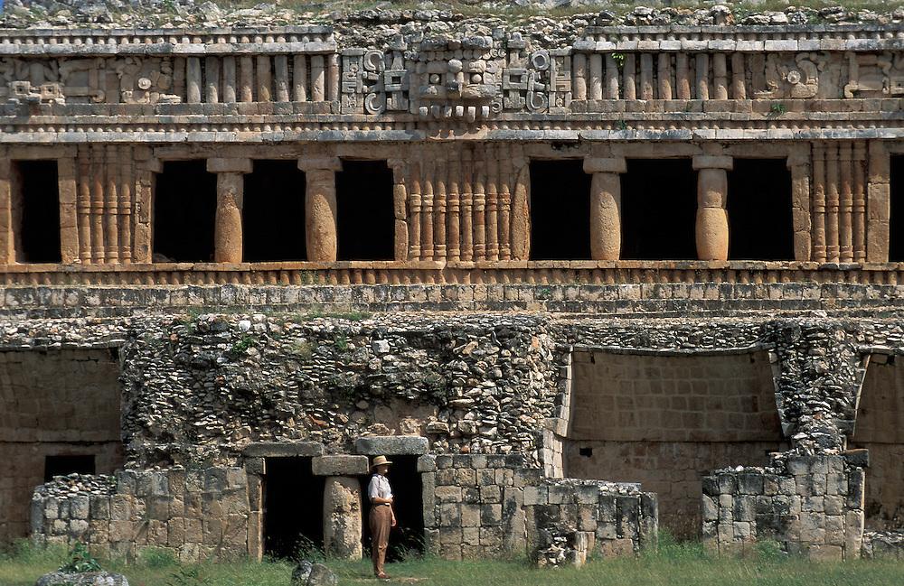 Archaelogical site Sayil ,Yucatan, Mexico