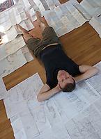 ......Anders planlegger padletur til Svalbard! - Anders is planning trip to Svalbard!..