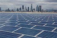 Solar panels in Los Angeles
