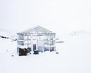 Glasshouse at Skutustadagigar, Myvatn, Northern Iceland