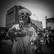 mermaid parade portraits NY450N