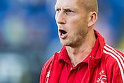 BREDA - NAC - Jong Ajax , Voetbal , Seizoen 2015/2016 , Jupiler league , Rat Verlegh Stadion , 21-08-2015 , Jong Ajax assistent trainer Jaap Stam