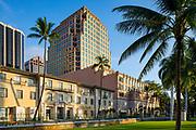 Alii Place, Honolulu, Hawaii