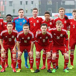 150219 Wales U17 v Czech Republic U17