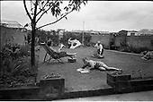 1963 - Mr. J. Doyle and family at home, 133 Foxfield Park, Raheny