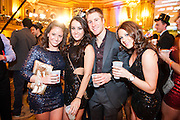 The NYE Soiree 2014 at the Palmer House Hilton
