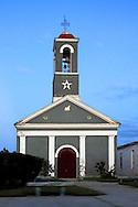 Church in San Juan y Martinez, Pinar del Rio, Cuba.
