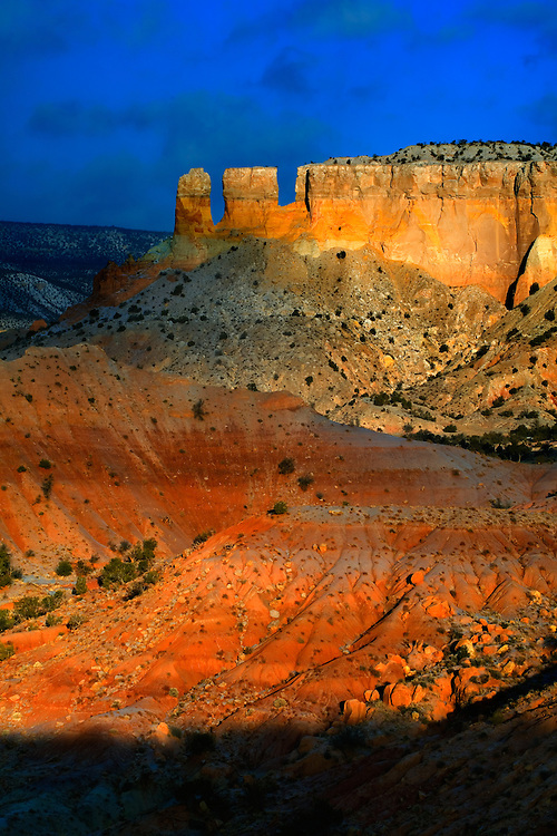 Ghost Ranch near Abiquiu, New Mexico.