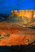 Ghost Ranch near Abiquiu, New Mexico.