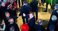ROTTERDAM - King Willem Alexander opens the new Rotterdam Central Station. HTCOPYRIGHT ROBIN UTRECHT