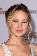 NOV 17 2014 Premiere of Lionsgates The Hunger Games: Mockingjay - Part 1