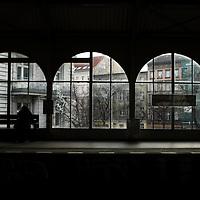 LA FERMATA DELLA U-BAN GORLITZER BAHNOF IN KREUSBERG