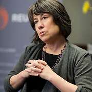 Sheila Bair, chairman of the Federal Deposit Insurance Corp., speaks in Washington on February 28, 2011.