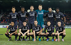151210 FC Sion v Liverpool