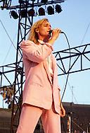Cheap Trick 1980 Robin Zander Summer Blowout at the Coliseum <br /> &copy; Chris Walter