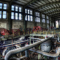 Turbine Hall at CT