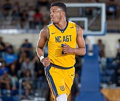 2016-17 A&T Men's Basketball vs Savannah State (Senior Night)