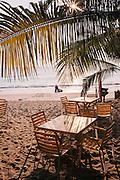 Submarine Beach Café at Pentai Chanang beach, Langkawi