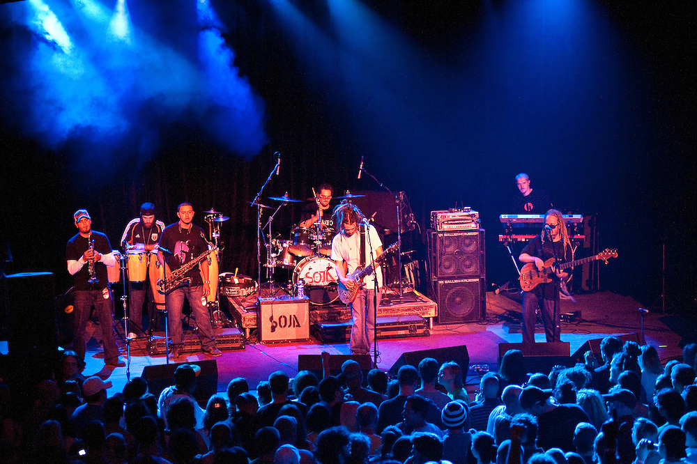 SOJA @ The State Theater, Falls Church, VA