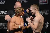 20131213 - UFC on Fox 9 - Weigh-ins